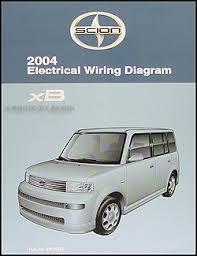 2004 scion xb wiring diagram manual original Scion Xb Wiring Diagram Scion Xb Wiring Diagram #24 2008 scion xb wiring diagram