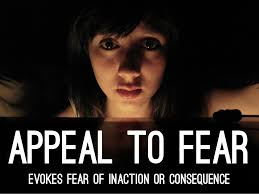Image result for fear appeals in persuasion