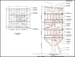 simple tree house blueprints. Tree House Designs And Plans For Adults Photo - 10 Simple Blueprints