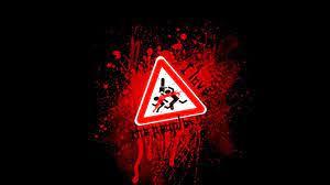 Hacker Red Wallpaper Hd - 1366x768 ...