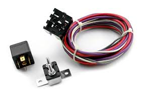 starters scorpion products auto parts for hot rods and more electric cooling fan or starter wiring harness relay