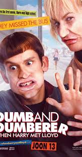 Dumb and dumber teen age version