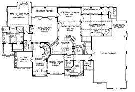 Darby Hill European Style Home Plan S    House Plans and MoreLuxury House Plan First Floor   S    House Plans and More
