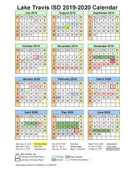 School Board Approves 2019 2020 Instructional Calendar