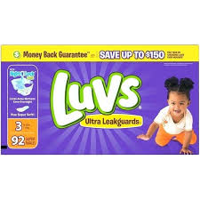 Luvs Diaper Sizes Ultra Size 3 Ultra Diapers Size 3 Count