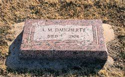 Alfred Marion Daugherty (1832-1902) - Find A Grave Memorial