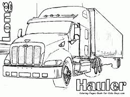 1024x768 cool printable truck coloring pages 36