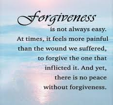 Quotes On Forgiveness Fascinating Forgiveness Quotes There Is No Peace Without Forgiveness
