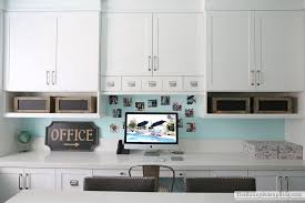 craft room office. Decorted-office-craft-room-6 Craft Room Office O