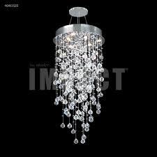 james r moder 40411 6 light crystal rain chandelier