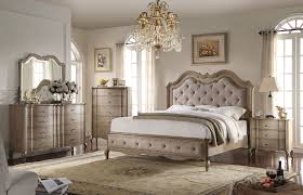 Taupe Bedroom Acme 26050q Chelmsford 4pcs Antique Taupe Queen Bedroom Set