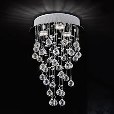 lighting 6601c12c 3 light rain drop large pendant