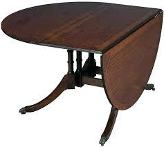 vintage round drop leaf table antique drop leaf table round drop leaf table drop leaf table