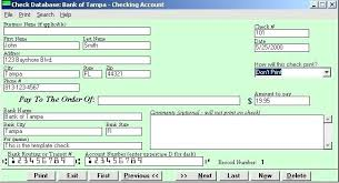Check Writing Templates Free Check Writing Template Excel