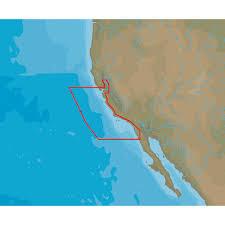 C Map Nt Na C660 Ensenada Bay Mexico To Bodega Bay California Fp Card Format