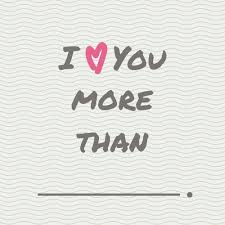 Love You More Quotes Delectable 48 I Love You More Than Quotes And Sayings EverydayKnow