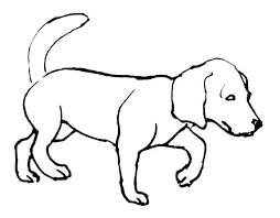 Cute Dog Coloring Pictures Coloring Pages For Dogs Coloring Puppy