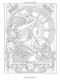 Small Picture Amazoncom Creative Haven Steampunk Designs Coloring Book