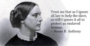 Susan B Anthony Quotes Beauteous On This Day She On Twitter OTD In 48 Susan B Anthony