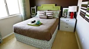 Small Beds For Small Bedrooms Small Bedroom With A Double Bed Decorating Ideas Youtube