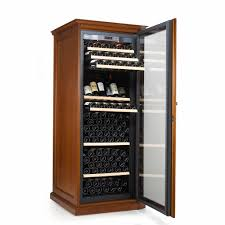 Cabinet With Wine Cooler Wine Cabinet Cooler Furniture Kitchen Home Ideas