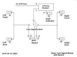 turn signal flasher wiring diagram wiring diagram and schematic 1957 chevy turn signal wiring diagram flasher