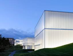 Perfect Modern Architecture Kansas City Steven Art Museum Is Throughout Design Inspiration