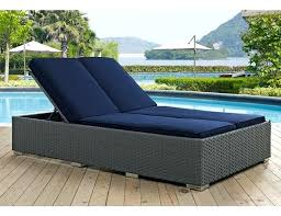 sojourn outdoor double chaise lounge outdoor double chaise mainstays outdoor double chaise lounger tan seats 2