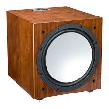 Купить <b>Активный сабвуфер Monitor</b> Audio Silver W12 (6G) walnut в ...
