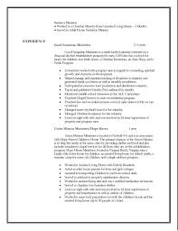 Pastoral Resume Samples Ministry Resume Sample Of A Pastors Resumes For Senior Hotelwareco 19