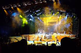 <b>Somewhere</b> Back in Time World Tour - Wikipedia