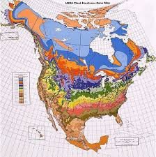 Us Growing Zone Chart Victoryseeds Com Usda Hardiness Zone Map Page