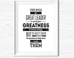 motivational signs for office. leadership quotes for office wall art motivational decor printable success inspirational teamwork canvas quote signs