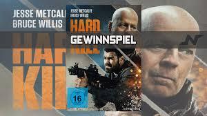 Gewinnspiel - Wir verlosen 2x Hard Kill (als DVD) - NAT-Games