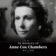 Image result for Anne Cox Chambers,