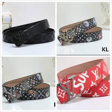 2019 New High Quality Belts Men Jeans Belts Cummerbund Belts For Men Women Metal Buckle Louis Vuitton Waist Belt Free Bridal Belts Belt Size Chart