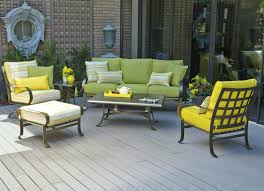 green patio furniture for all seasons acres