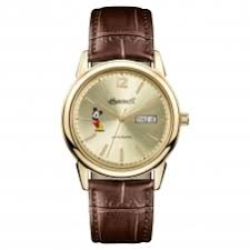 disney by ingersoll mens watches disney by ingersoll id00202 limited edition new haven wristwatch