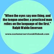non verbal communication quote ralph waldo emerson non verbal communication quote ralph waldo emerson