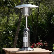 propane patio heater with table.  Table 10000 BTU Propane Tabletop Patio Heater With Table D