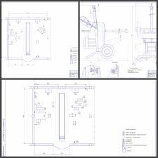 Дипломный проект Реконструкция зоны технического обслуживания №  чертеж Дипломный проект