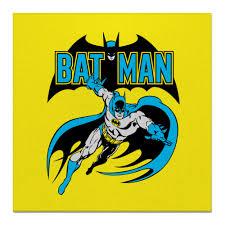 Холст 50×50 Бэтмен #967217 от geekbox