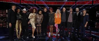The Voice 2016 Itunes Charts We Mcdonald Leads Sluggish