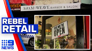 Yes, the border between regional victoria and metropolitan melbourne is open. Coronavirus Victoria Hair Salon Opens Despite Lockdown Rules 9 News Australia Youtube
