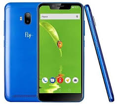 Медиа Электроника Смартфон <b>Fly View 4G синий</b>