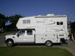 RV.Net Open Roads Forum: Truck Campers: Truck camper with utility bed???