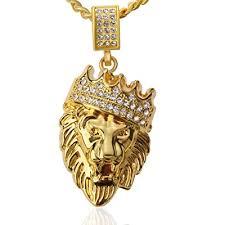 mens womens hip hop jewelry 18k