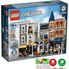 10255 LEGO® Creator Assembly Square - Bộ xếp hình Quảng trường thành phố