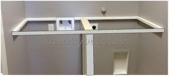 laundry room countertop ideas diy 2 impression adorable 9 fresh ilnostrosito info