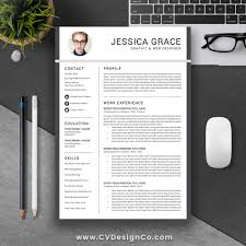 Most Popular Resume Template Modern Creative Resume Design Cover